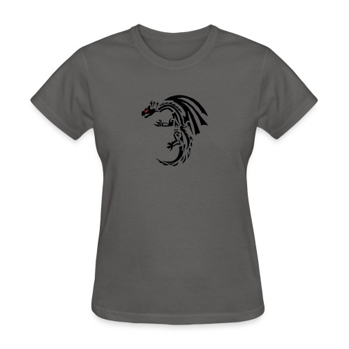 Dragon Tribal - Women's T-Shirt