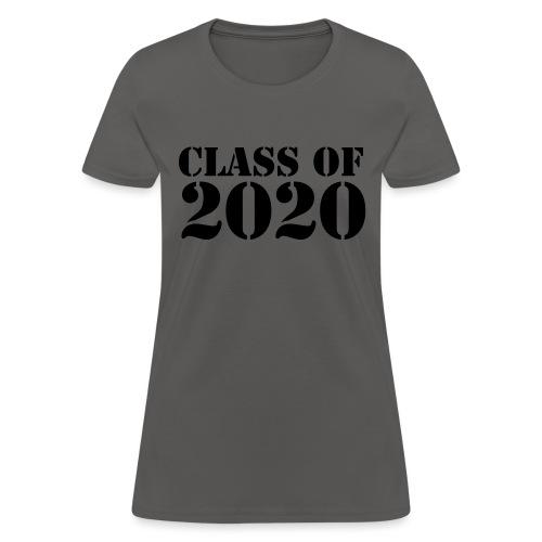 Class of 2020 - Women's T-Shirt