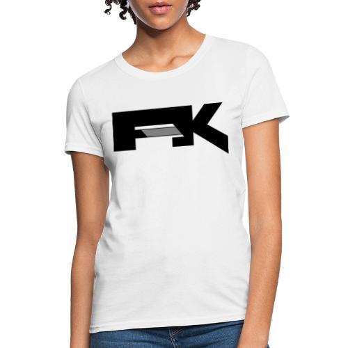 Chunky Symbol - Women's T-Shirt