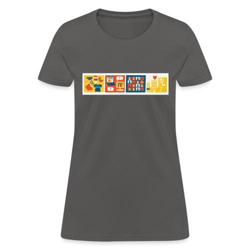 css logo 4th conf - Women's T-Shirt