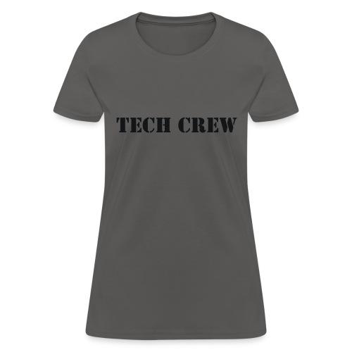 Tech Crew - Women's T-Shirt