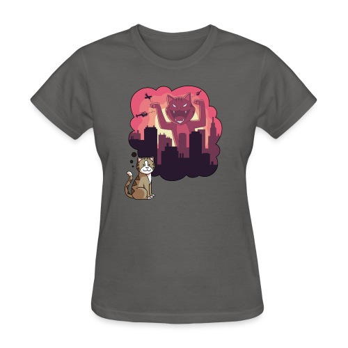 World Domination - Women's T-Shirt