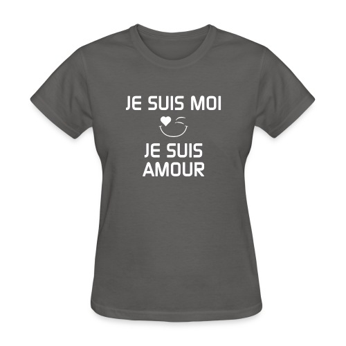 JeSuisMoiJeSuisAmour - Women's T-Shirt