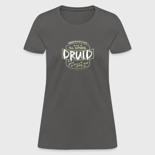 Druid Class Fantasy RPG Gaming - Women's T-Shirt