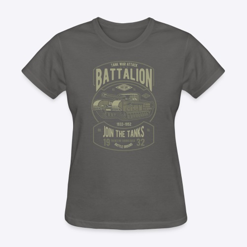 Battalion - Women's T-Shirt