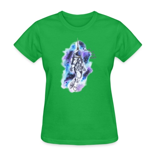 Get Me Out Of This World - Women's T-Shirt
