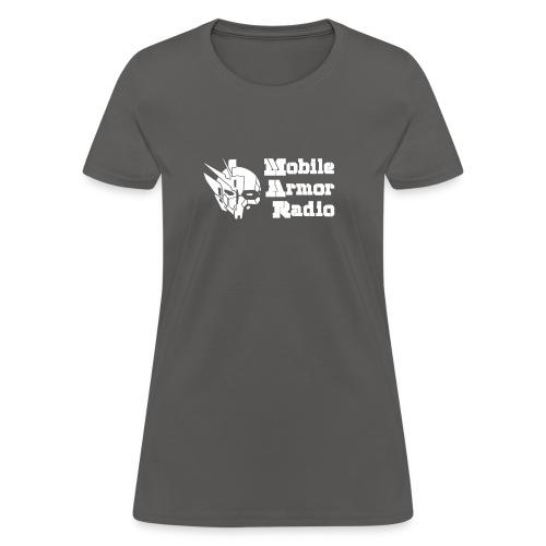 MAR1 White - Women's T-Shirt