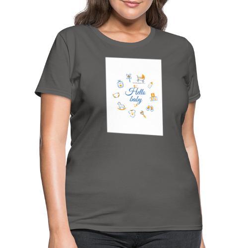 Hello baby - Women's T-Shirt