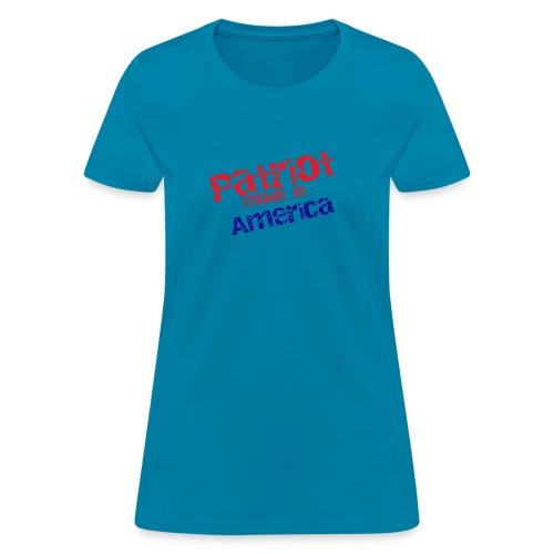 Patriot mug - Women's T-Shirt