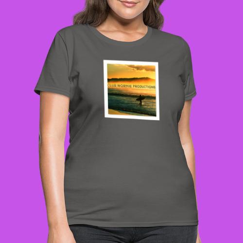 Club Wormie Productions 1 - Women's T-Shirt