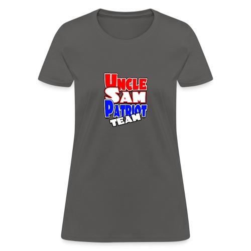 UncleSamPatriot Team - Women's T-Shirt