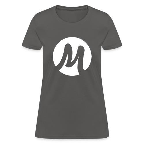 MCC Logo White - Women's T-Shirt