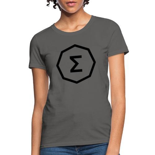 Ergo Symbol - Women's T-Shirt