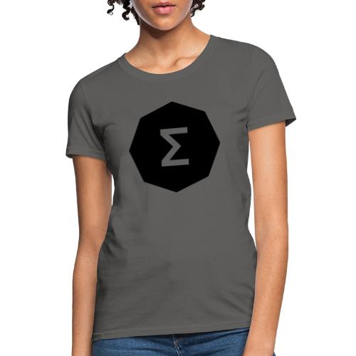 Ergo Symbol filled - Women's T-Shirt