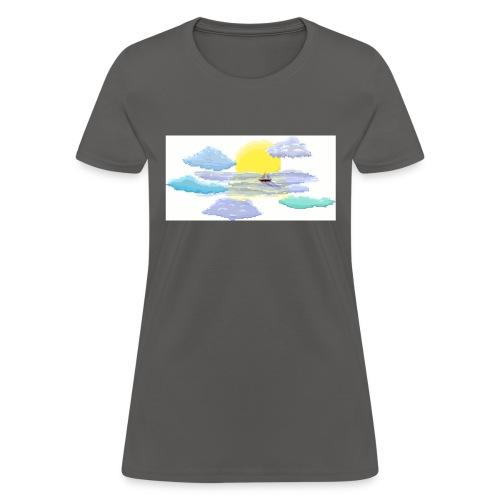 Sea of Clouds - Women's T-Shirt