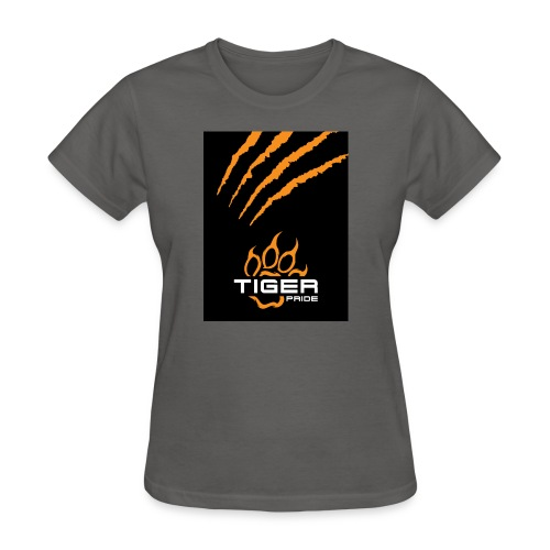 Tiger Pride iPad Case - Women's T-Shirt