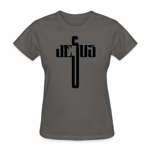Jesus Cross - Women's T-Shirt