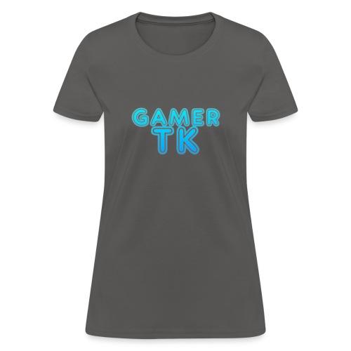 Gamer Tk logo - Women's T-Shirt