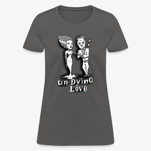 mr and mrs frank final - Women's T-Shirt