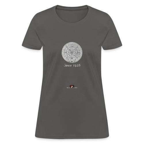 Since 1428 Aztec Design! - Women's T-Shirt