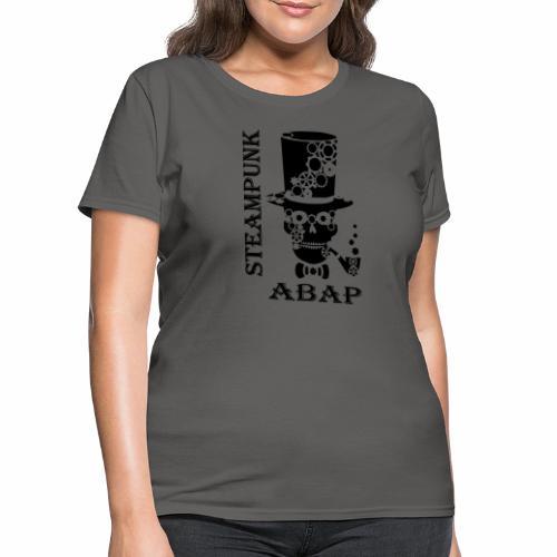Steampunk Skull - Women's T-Shirt