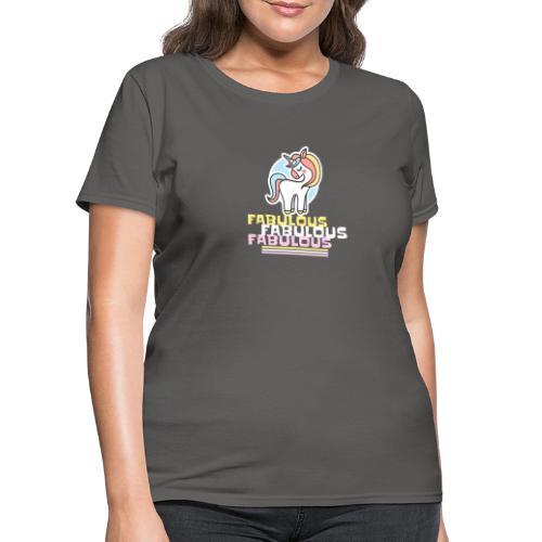 Unicorn 1 - Women's T-Shirt