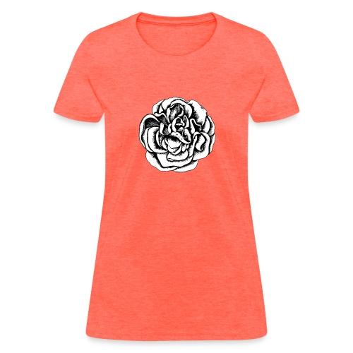 Buttercup Rose - Women's T-Shirt