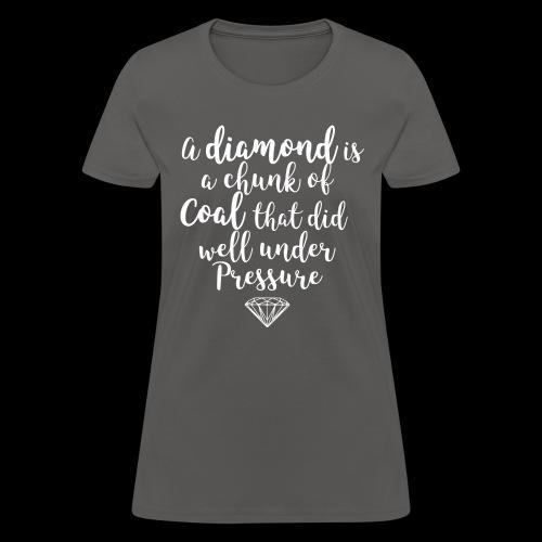 diamond white - Women's T-Shirt