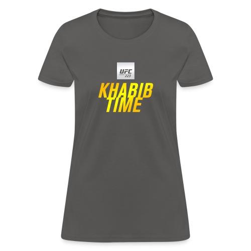 UFC Khabib time - Women's T-Shirt