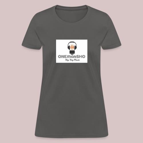 ONEmanSHO LOGO - Women's T-Shirt