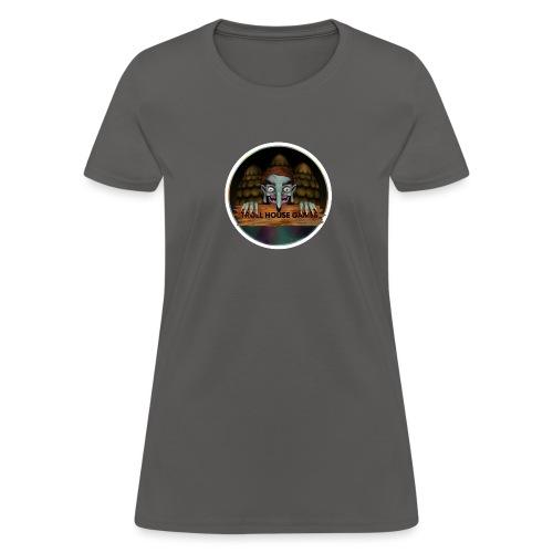 Troll House Games Logo - Women's T-Shirt