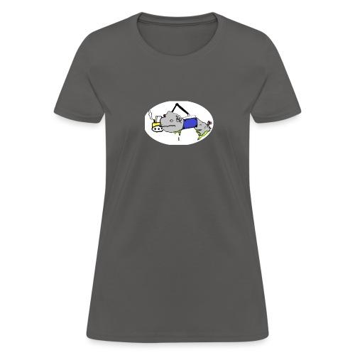 beached - Women's T-Shirt