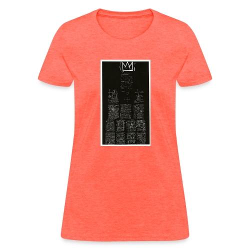 J. M. Basquiat - Women's T-Shirt