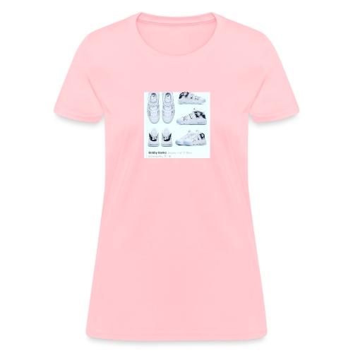 04EB9DA8 A61B 460B 8B95 9883E23C654F - Women's T-Shirt