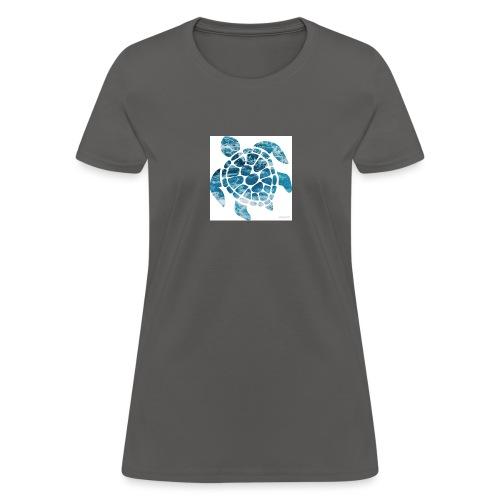 turtle - Women's T-Shirt