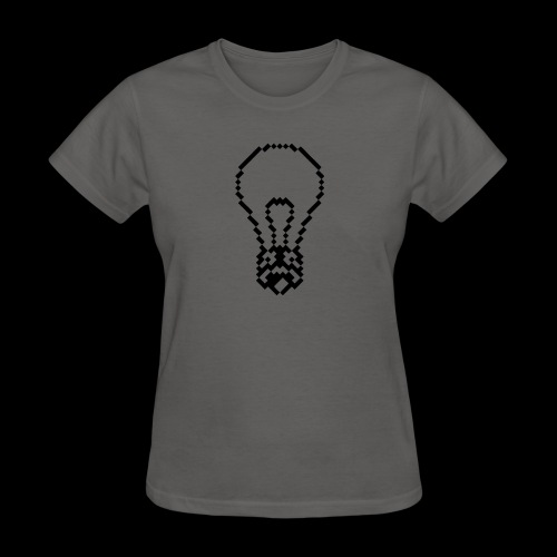 lightbulb by bmx3r - Women's T-Shirt