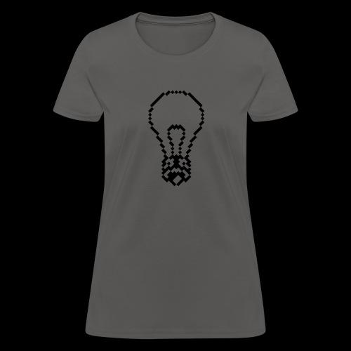 lightbulb - Women's T-Shirt