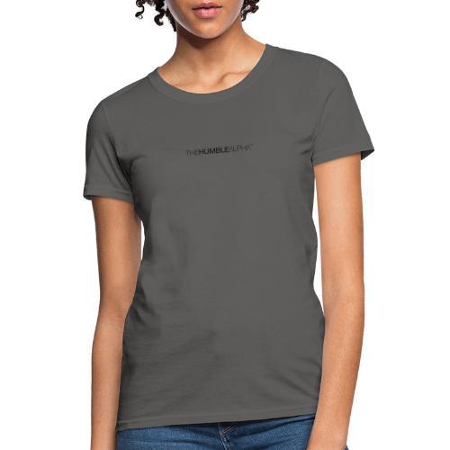 The Humble Alpha Black - Women's T-Shirt