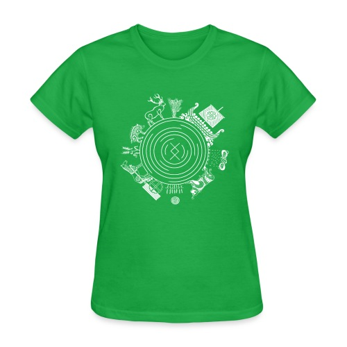 Freyr - God of the World - Women's T-Shirt