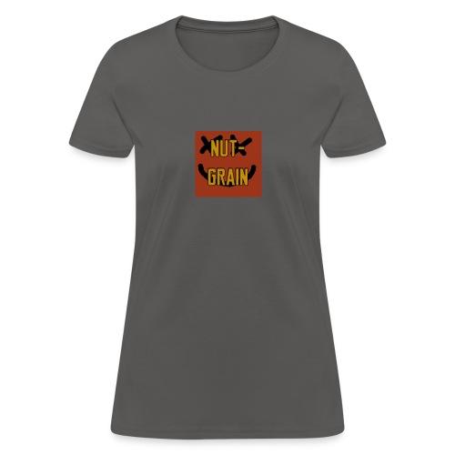 Nut-Grain - Women's T-Shirt