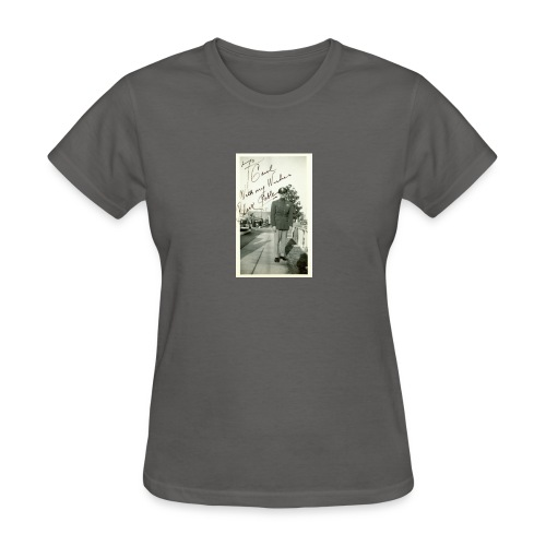 clark gable in uniform ww2 large photo - Women's T-Shirt