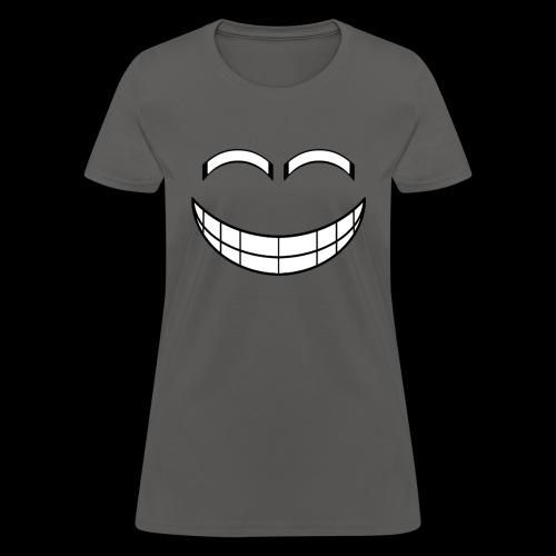 Empty Grin - Women's T-Shirt