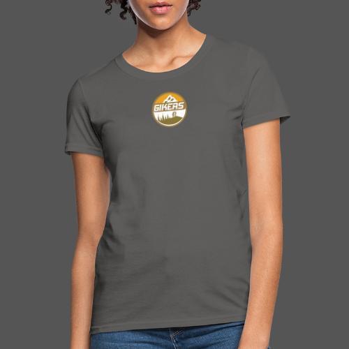 Gikers: Gay Hikers & Bikers - Women's T-Shirt