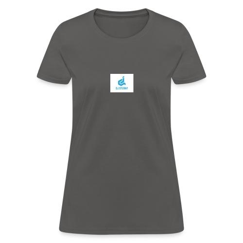 dj sterny logo - Women's T-Shirt