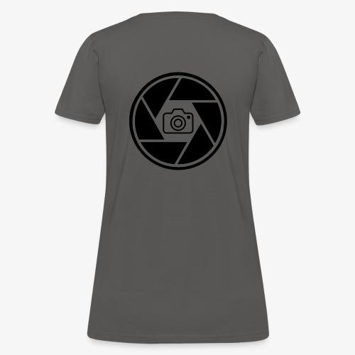 Camera in Aperture - Women's T-Shirt