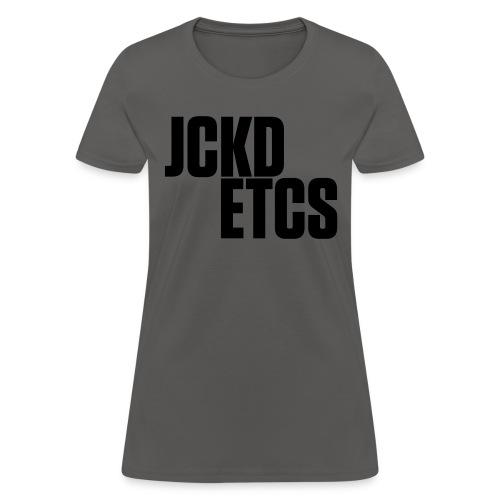 JE_BACK - Women's T-Shirt