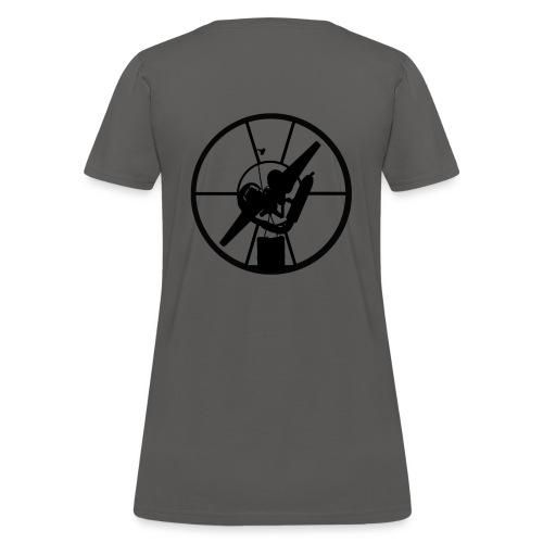 Paramotor Back - Women's T-Shirt