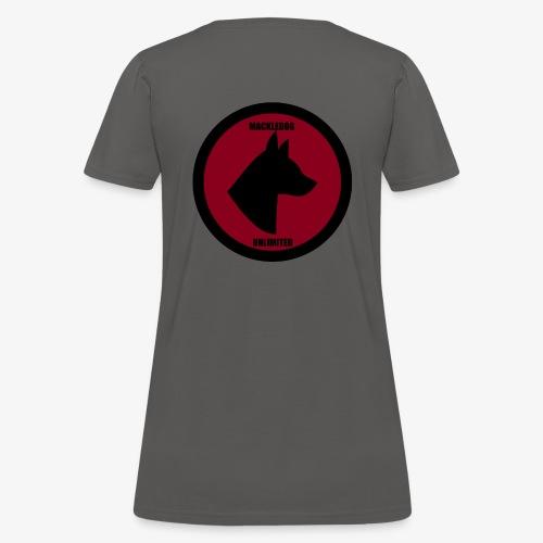 Mackledog Unlimited - Women's T-Shirt