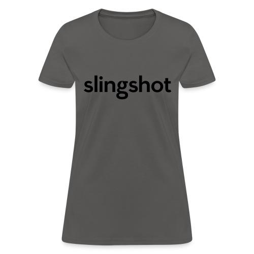 SlingShot Logo - Women's T-Shirt