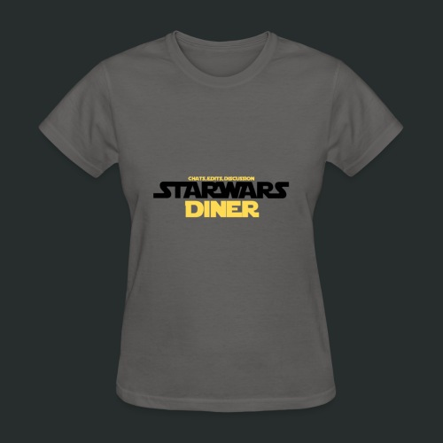 STAR WARS DINER BASIC LOGO - Women's T-Shirt